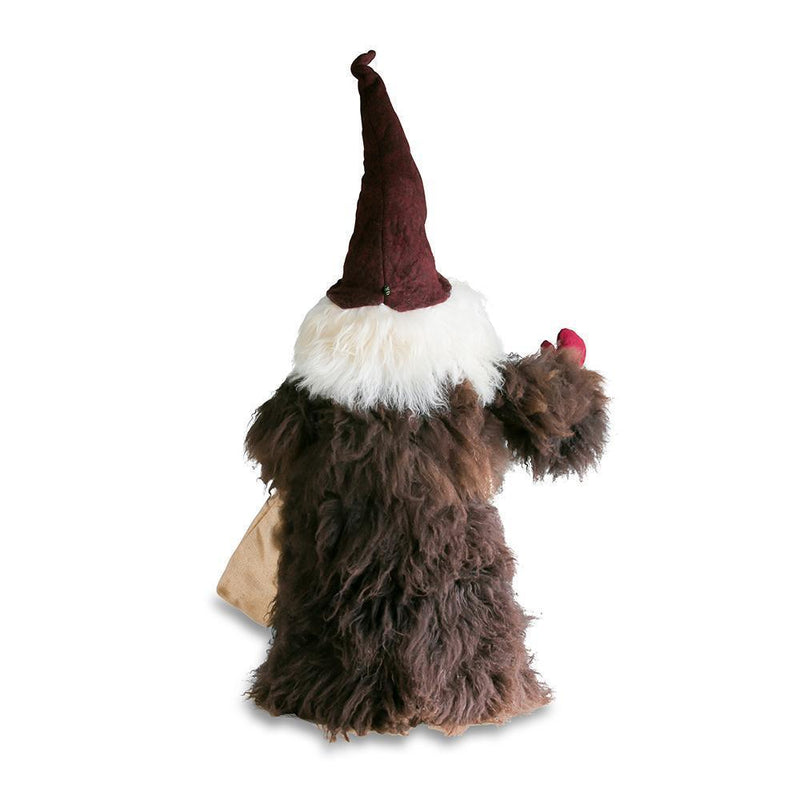 Shearling Tomte Gnome