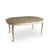 Skokloster Dining Table Natural Eleish Van Breems Home