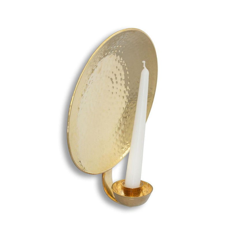 Solid Brass Wall Sconce Small Eleish Van Breems Home