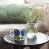 Stackable Mug in Blueberry Eleish Van Breems Home