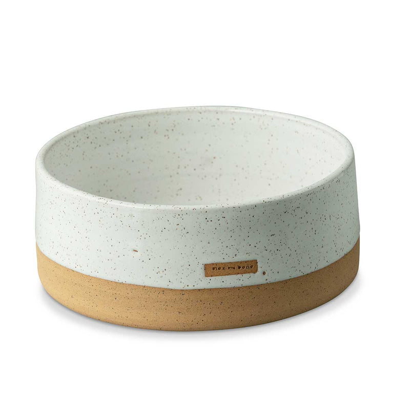 Stockholm Ceramic Dog Bowl Large