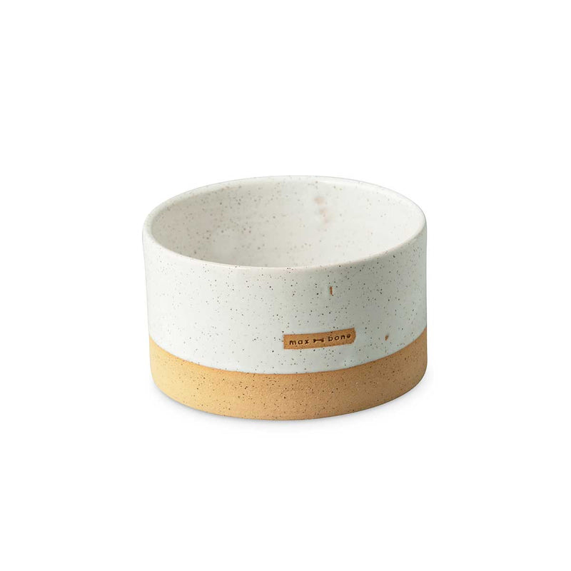 Stockholm Ceramic Dog Bowl Small Eleish Van Breems Home