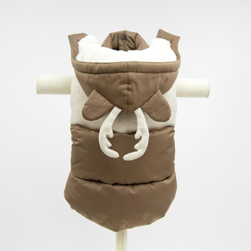 Sven Puffer Dog Vest-Small-Eleish Van Breems Home