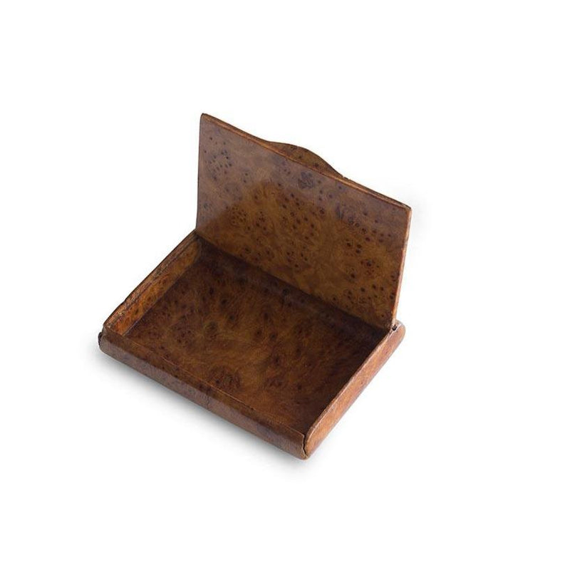 Swedish Alderroot Snuff Box