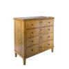 Swedish Biedermeier Chest with Desk Eleish Van Breems Home