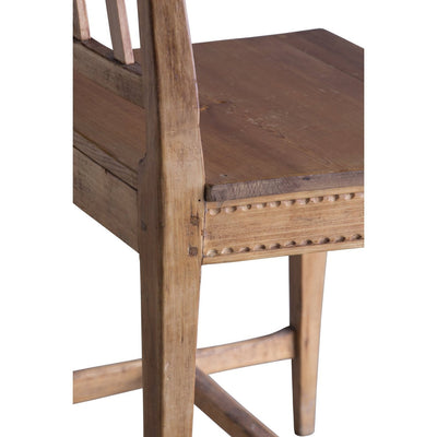 Swedish Gustavian Farm Chair, Circa 1810 Eleish Van Breems Home