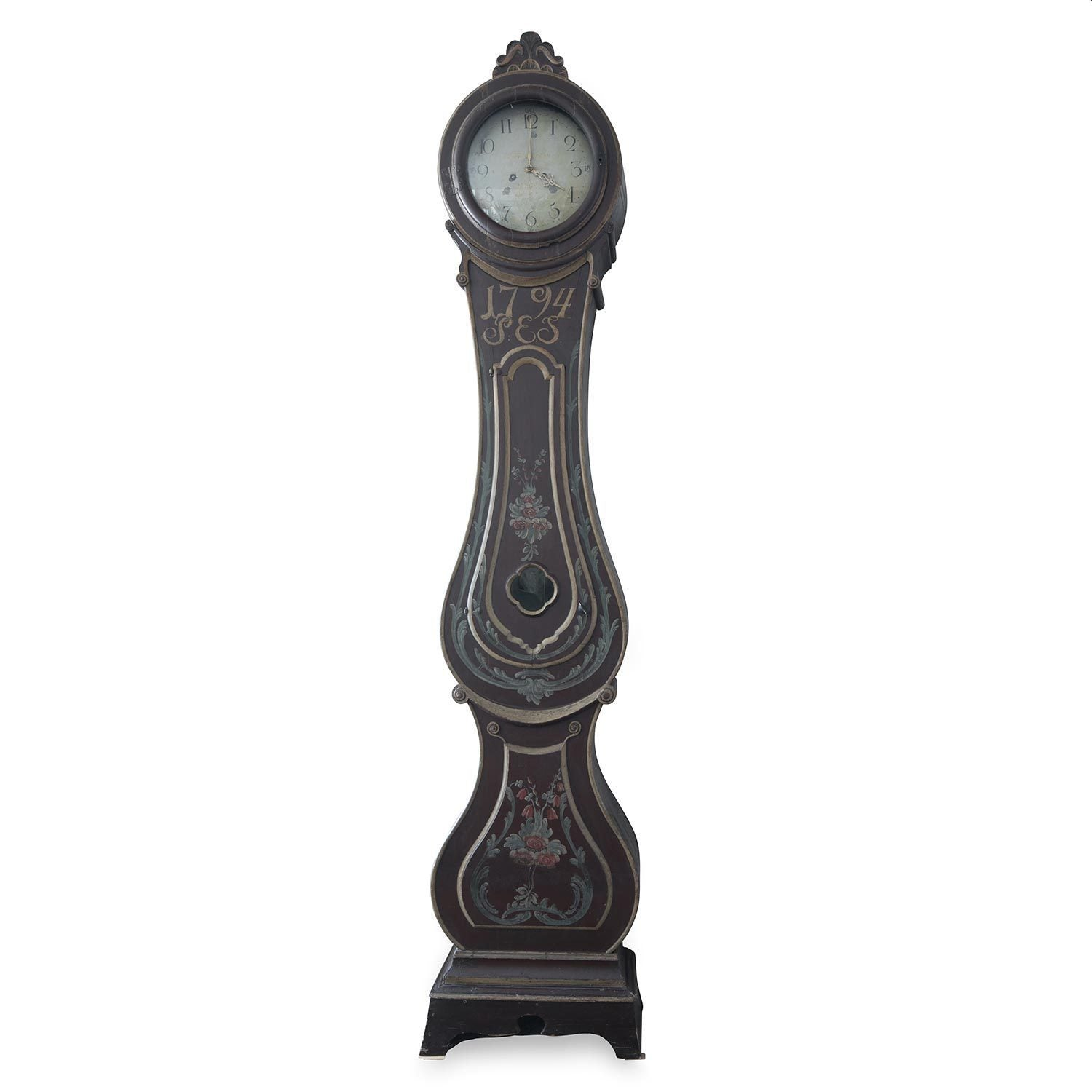 Tall Case Clock-Eleish Van Breems Home