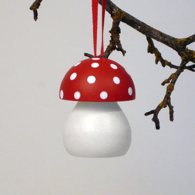 Toadstool Ornament Eleish Van Breems Home