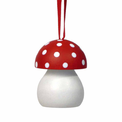 Toadstool Ornament