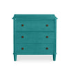 Tullgarn Gustavian Three Drawer Chest Cielo Eleish Van Breems Home