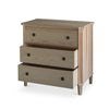 Tullgarn Gustavian Three Drawer Chest Eleish Van Breems Home