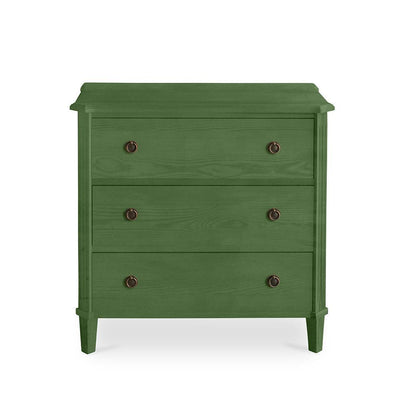 Tullgarn Gustavian Three Drawer Chest Pioneer Eleish Van Breems Home