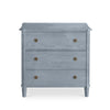 Tullgarn Gustavian Three Drawer Chest Twin Peaks Eleish Van Breems Home