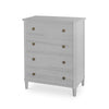 Tullgarn Tall Gustavian Four Drawer Chest Elegance Eleish Van Breems Home