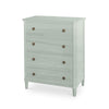 Tullgarn Tall Gustavian Four Drawer Chest Glacier Point Eleish Van Breems Home