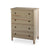 Tullgarn Tall  Gustavian Four Drawer Chest