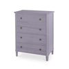 Tullgarn Tall Gustavian Four Drawer Chest Sayulita Eleish Van Breems Home