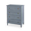 Tullgarn Tall Gustavian Four Drawer Chest Twin Peaks Eleish Van Breems Home