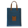 Twiggy Tote Dark Blue Eleish Van Breems Home
