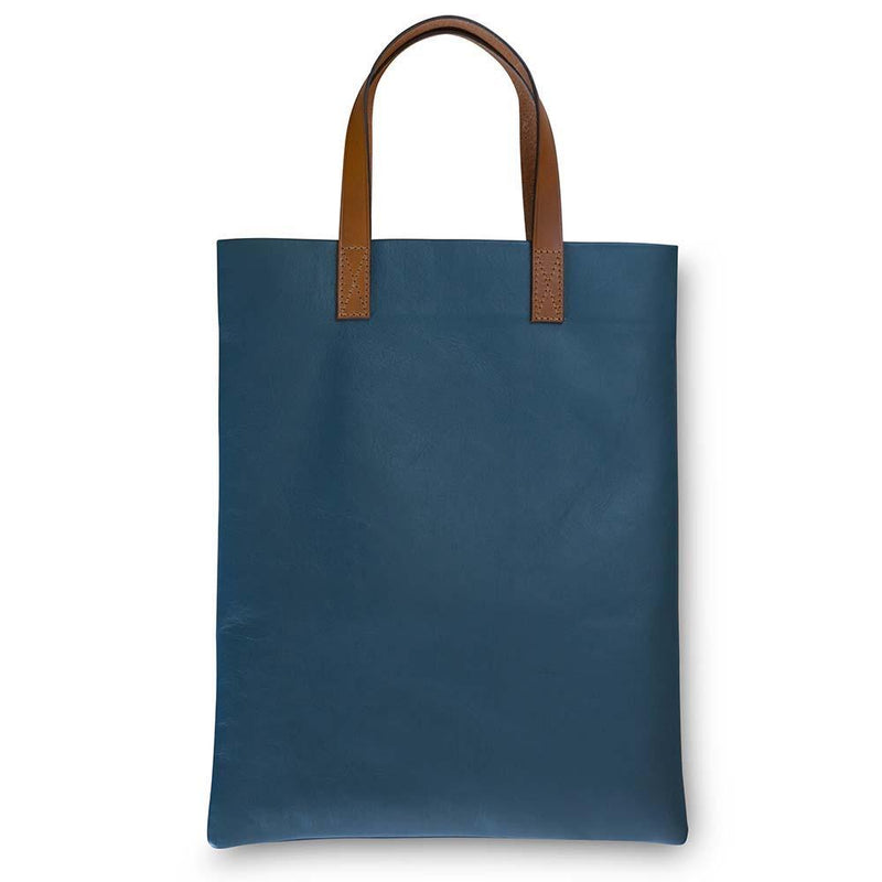 Twiggy Tote-Dark Blue-Eleish Van Breems Home