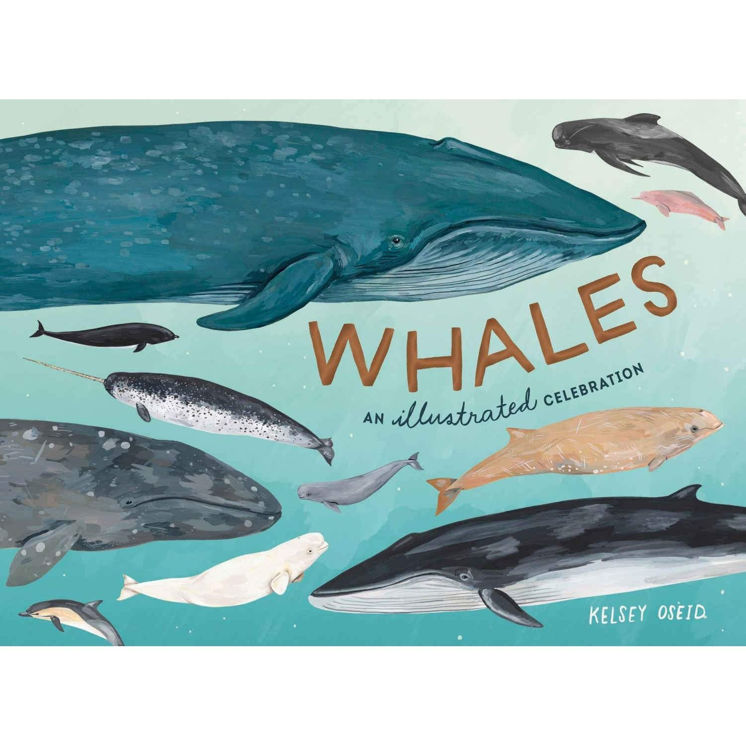 Whales: An Illustrated Celebration-Eleish Van Breems Home