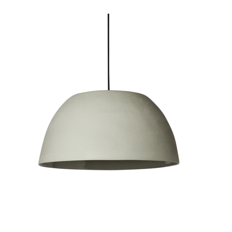 Wide Dome Light Ash Eleish Van Breems Home