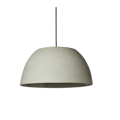 Wide Dome Light-Ash-Eleish Van Breems Home