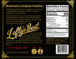 Lefty's Best Barbecue Sauce