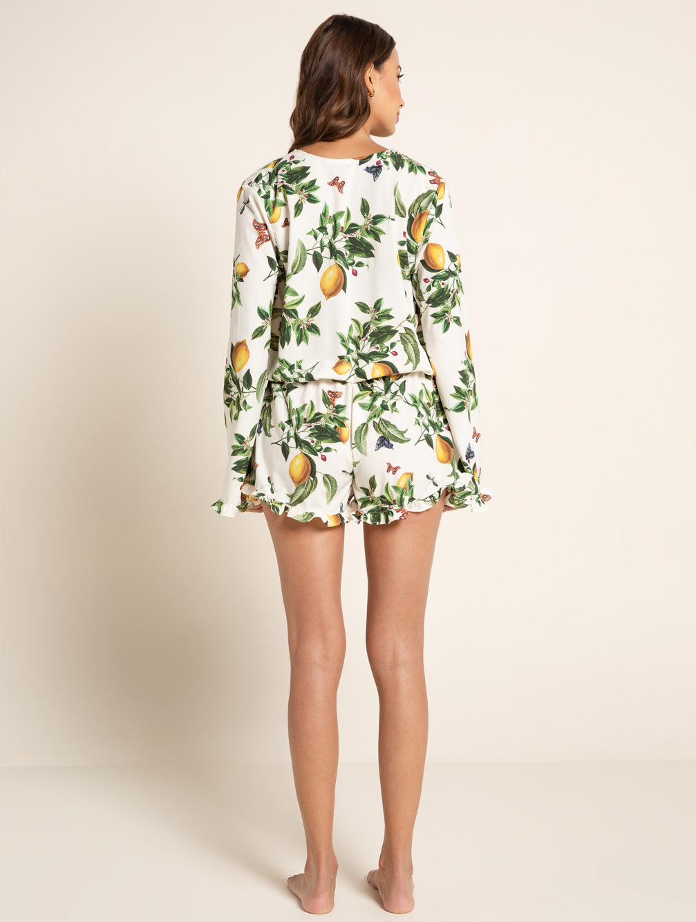 LARISSA EVERGREEN PLAYSUIT - Kaia London