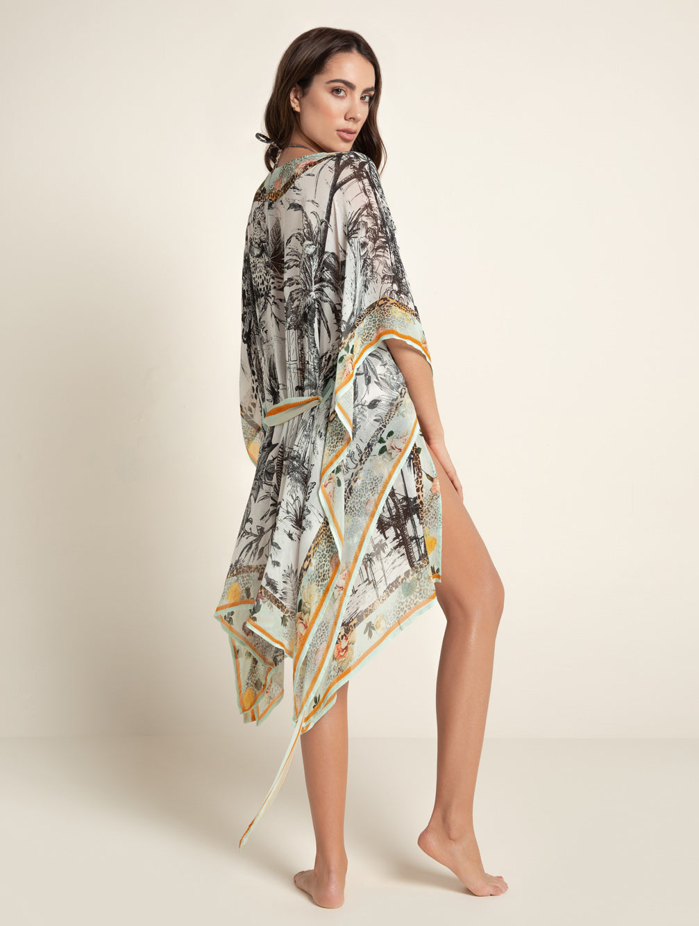 CORA KAFTAN - Kaia London