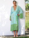 BIANCA TIE DYE KAFTAN DRESS