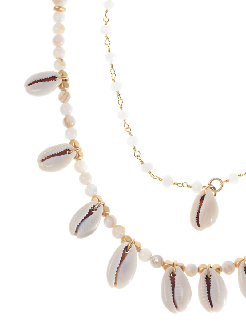 SHORE NECKLACE - Kaia London