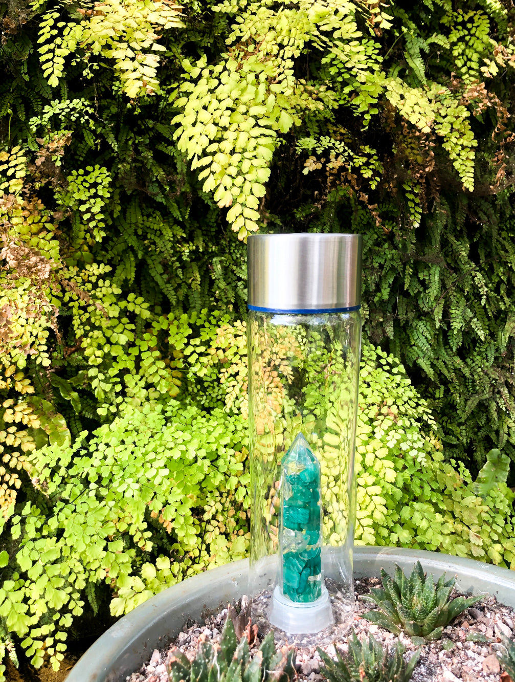 BALANCE WATER BOTTLE - Kaia London