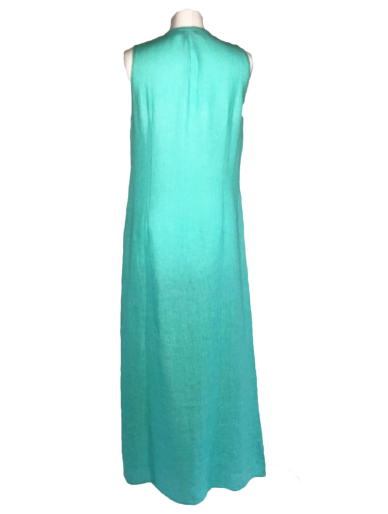 GAYNOR OCEAN DRESS - Kaia London