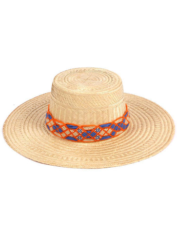 sahara hat yosuzi resortwear beachwear accessory kaia london