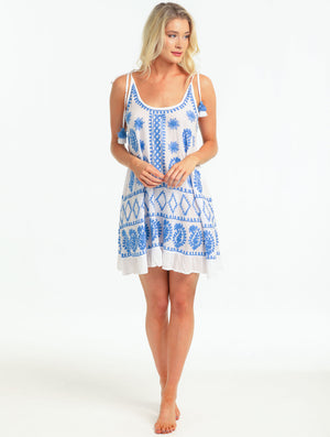 MILLIE CAMI DRESS - Kaia London