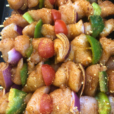 Chicken Kebabs (each)