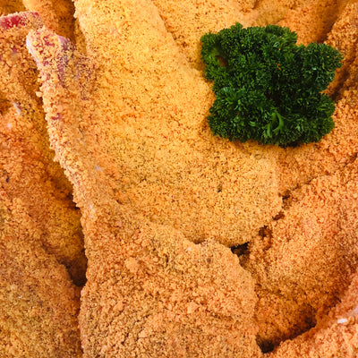 Crumbed Cutlets (per kg)