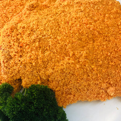 Crumbed Steak (per kg)