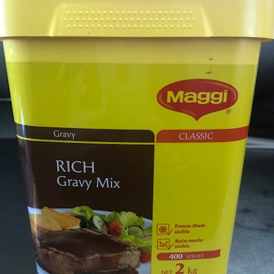 Maggi Rich Gravy Mix (per each)