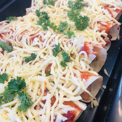 Chicken Enchiladas ( per each)