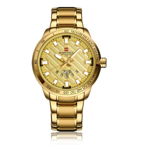 Temptation Gold Stainless Steel Watch For Sale | Mygoldwatch