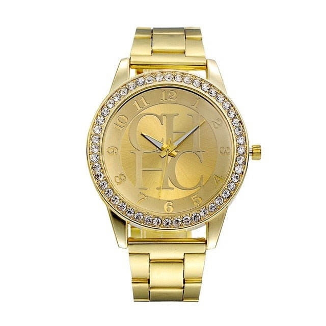 Eclipse Crystal Dial Watch For Sale - Ladies Watches | Mygoldwatch