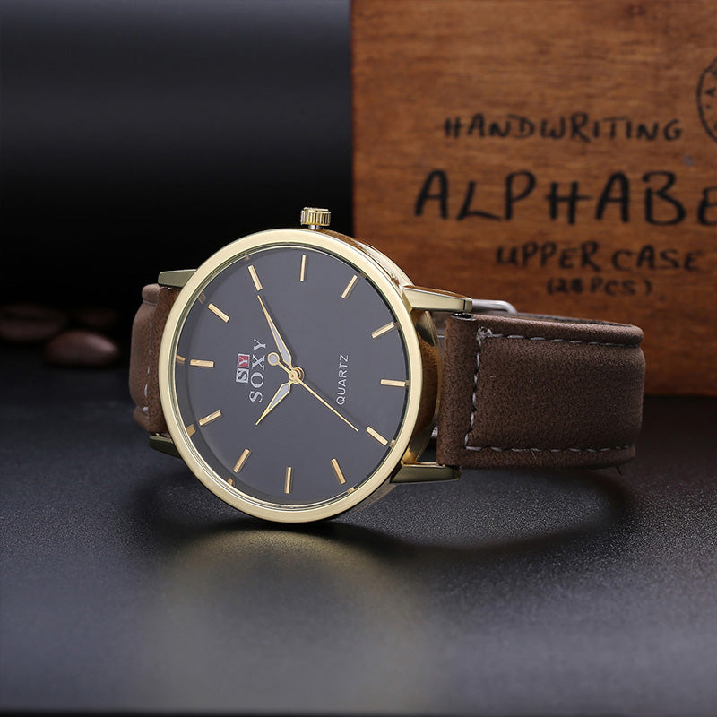 Acrobat Leather Watch