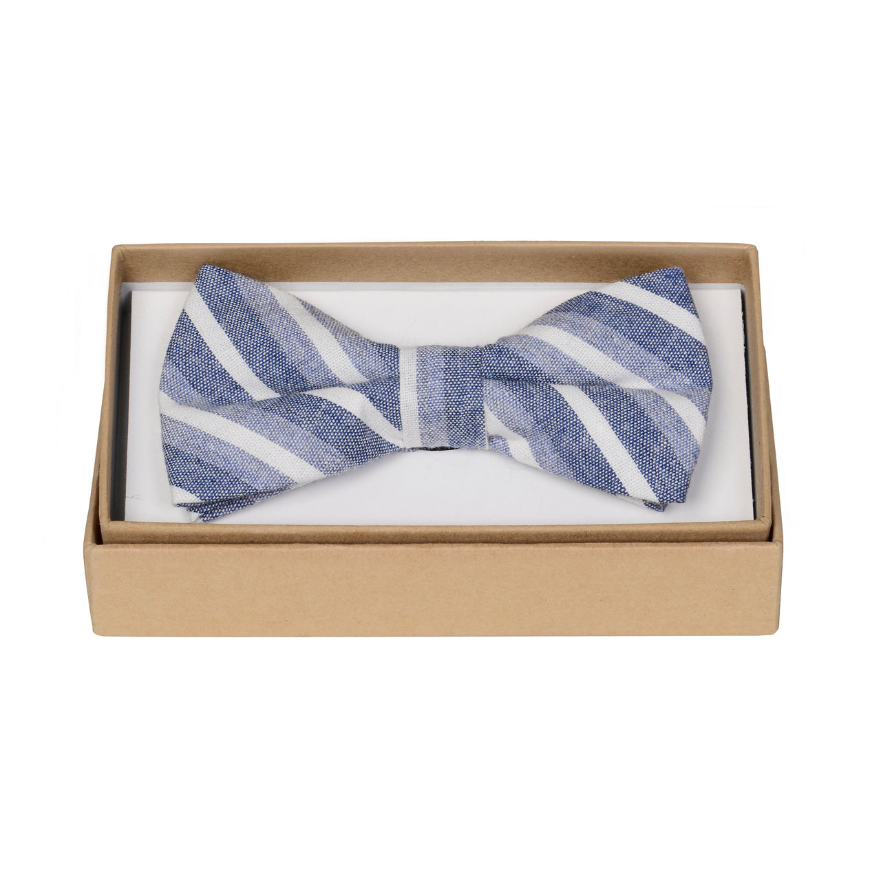 Ocean Stripe Bow