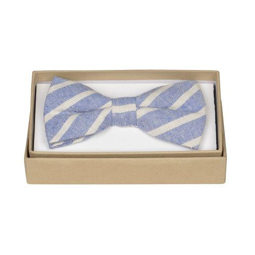 Alfred Bow Cotton | Linen Bow Ties ortc | MAN