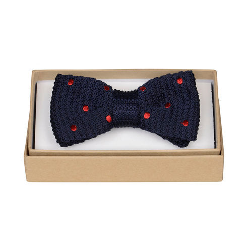 Thomas Knitted Bow