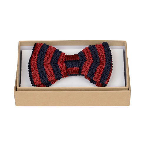 Harvey Knitted Bow