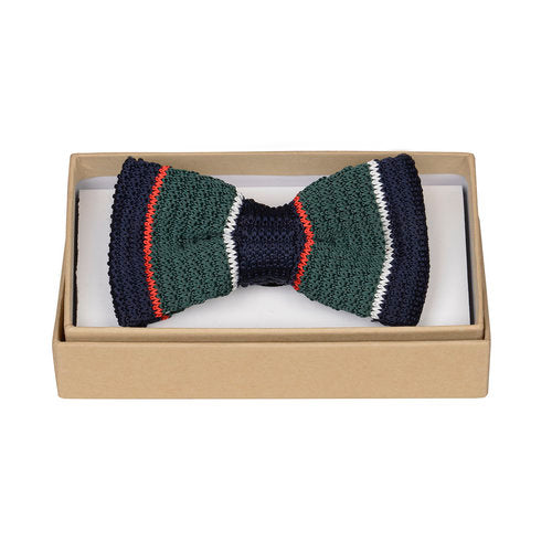Jefferson Knitted Bow