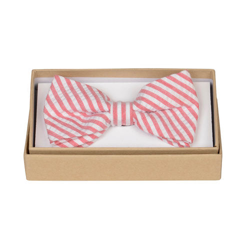 Robe Stripe Bow